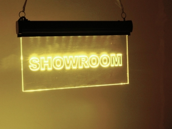 EUROLITE LED Sign Showroom, RGB