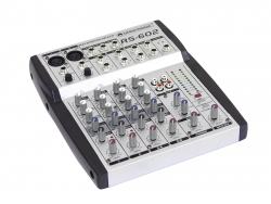 OMNITRONIC RS-602 Recording-Mixer