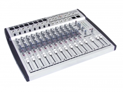 OMNITRONIC RS-1622 Recording-Mixer