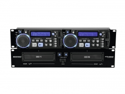 OMNITRONIC XCP-2800 Dual-CD-Player