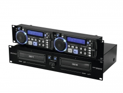 OMNITRONIC XCP-2800MT Dual-CD-Player