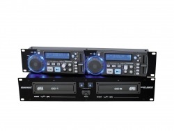 OMNITRONIC XMP-2800 Dual-CD-/MP3-Player