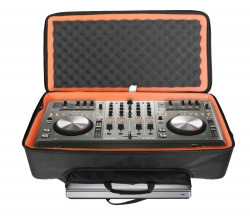 UDG - Pioneer DDJ SX/S1/T1 Midi Controller Backpack - Black/Orange (U9104BL/OR)