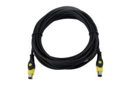 OMNITRONIC S-Video Kabel 6m