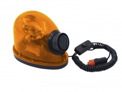 EUROLITE Polizeilicht STA-1221S orange 12V/21W SIR