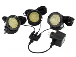 EUROLITE LED IP WW-40 gelb 5mm Spot