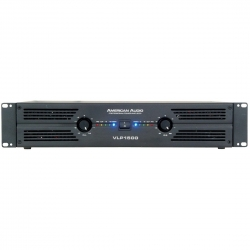 AMERICAN AUDIO - VLP 1500 - Analog Endstufe mit 675W RMS an 2 Ohm